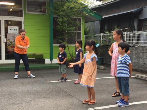 三島市 英会話&留学 キディ学園 2017年サマープログラム